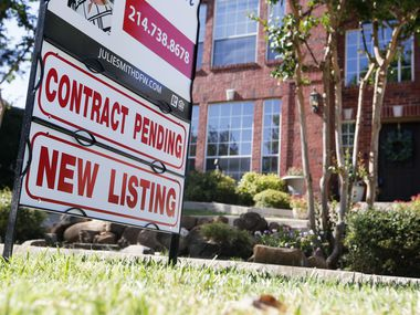 North Texas home sales fell 3% in September.