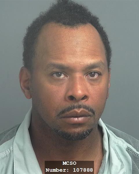 Everett Fisher (Montgomery County Jail)