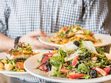 Bellagreen is the newest restaurant to open at The Hill, at Walnut Hill Lane and 75 in Dallas.