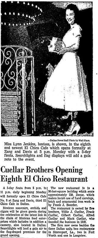From The Dallas Morning News on June 5, 1955