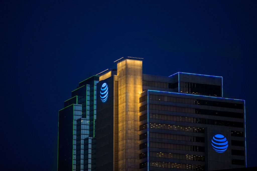 For the first time, AT&T is divulging contributions to outside groups that keep their donors secret, providing a fuller, if still incomplete, picture of the Dallas-based telecom giant's vast spending on state and federal politics.