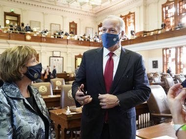 State Rep. James Frank, R-Wichita Falls, co-authored a bill that could allow home-school students a shot to compete in public school extracurricular activities. The bill cleared a major hurdle in the Texas House on Wednesday.