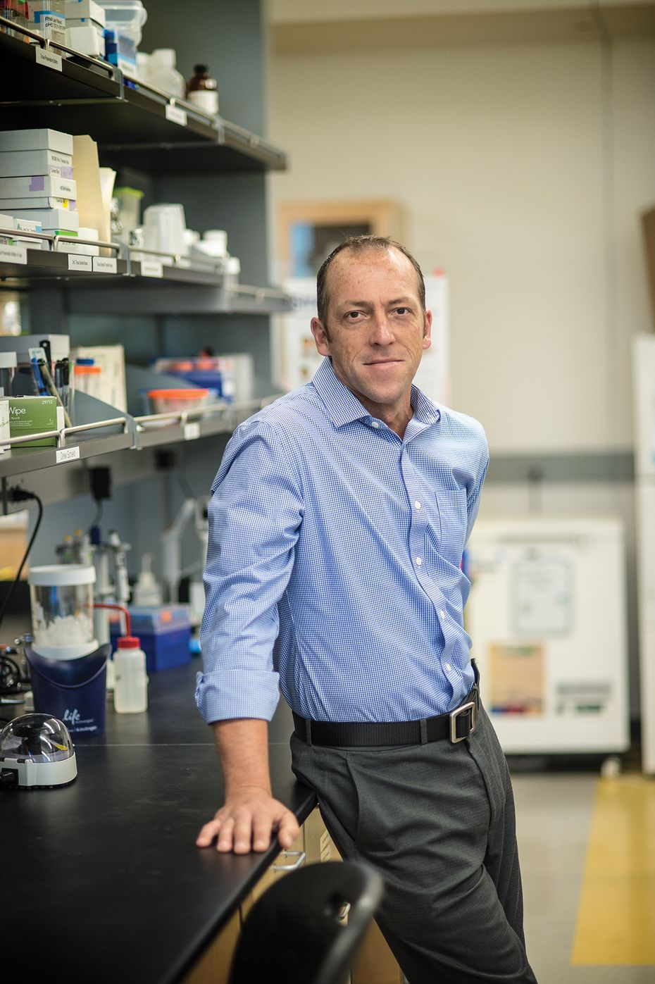 Todd Castoe, an associate professor of biology at UT-Arlington, said a lack of opportunity may have prevented viruses similar to COVID-19 from jumping into humans earlier.