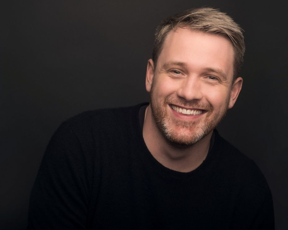 """""""Once on This Island"""" director Michael Arden."""