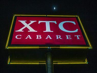 The XTC Cabaret Dallas photographed on Monday, Jan. 14, 2019.