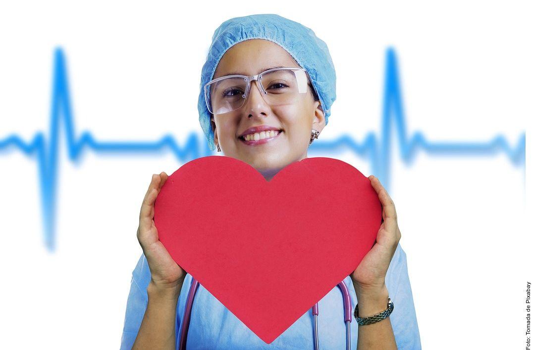 El 12 de mayo se celebra el Día Internacional de la Enfermería.