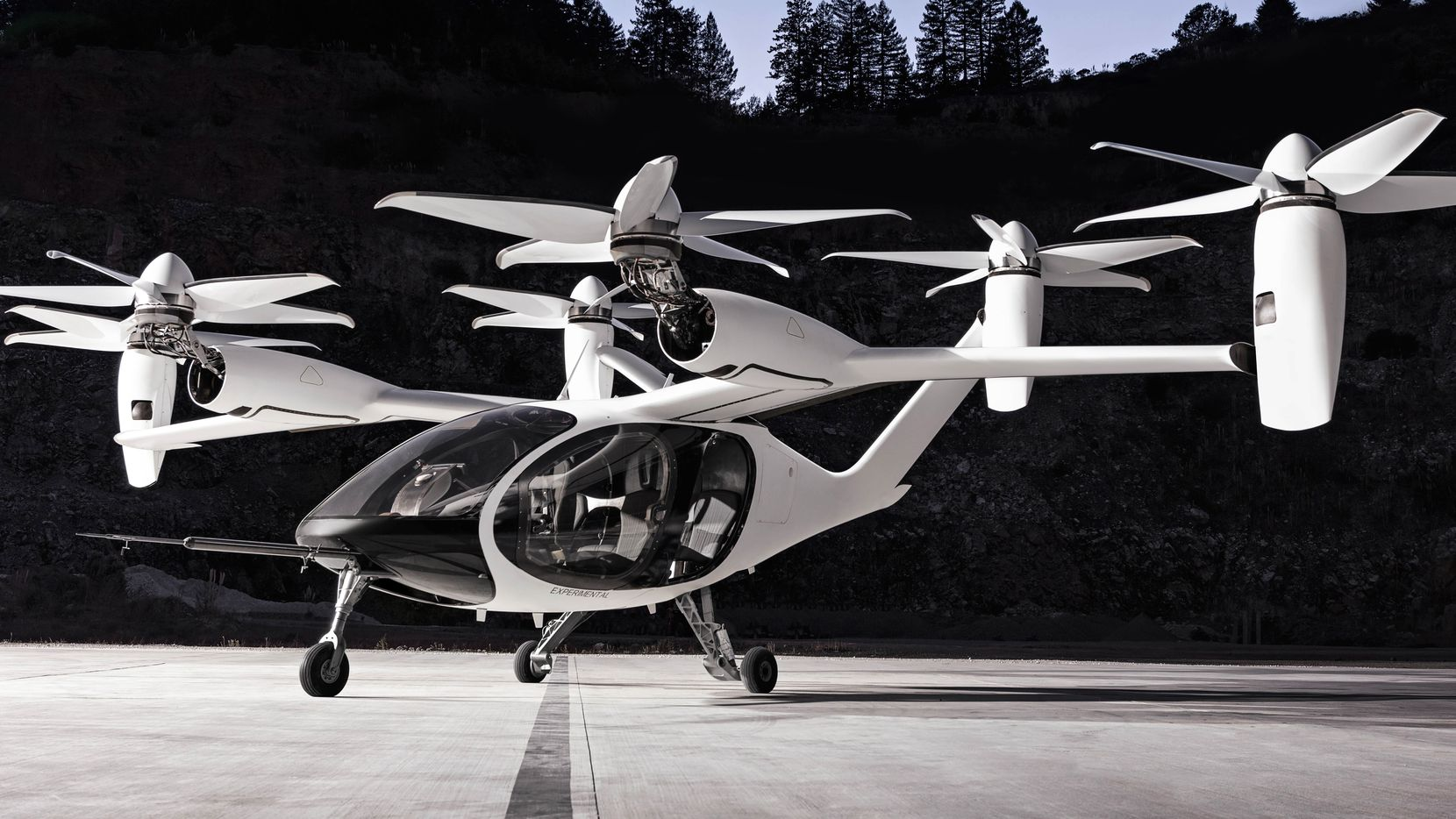 Joby Aviation is one of a handful of companies making electric air taxis. Toyota announced a $394 million investment in the California company.