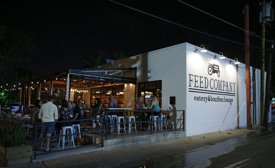Feed Company in Dallas has closed. Prolific restaurateur Elias Pope, who partnered with Sameer Patel, says it will become a restaurant called Standard Service.