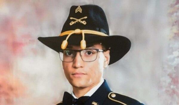 Sgt. Elder Fernandes