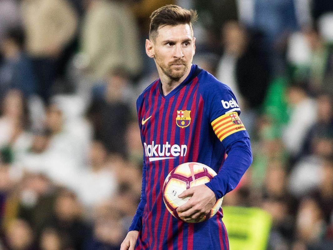 Lionel Messi forzó la salida del presidente del Club Barcelona.