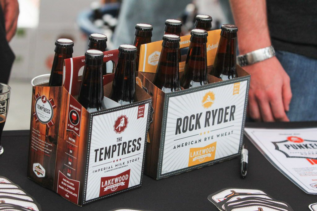 Lakewood Brewing Co was one of the vendors at the 4th Annual Dallas Observer Brewfest held at the Dallas Farmers Market on September 13, 2014.