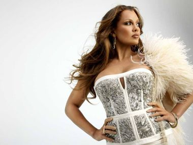Vanessa Williams appeared at Curtain Call 2012, benefiting the Dallas Summer Musicals.