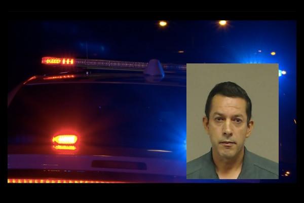 Un hombre fue acusado de abuso sexual de un menor cuando fue sorprendido in fraganti.