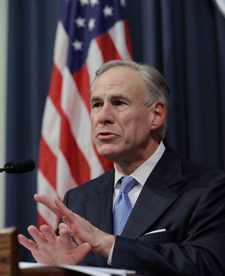 Texas Gov. Greg Abbott announced Tuesday a new initiative to combat human trafficking and sexual misconduct.