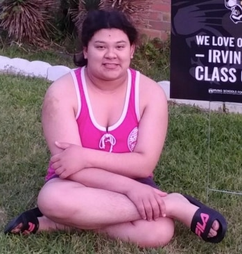 Police say Ashley Ibeth Villatoro, 18, described as having an intellectual disability, has been missing since early Friday, May 8, 2020.