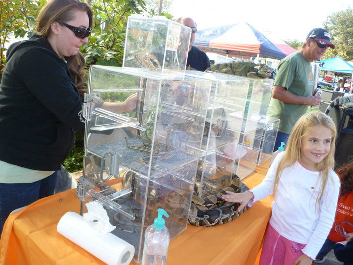 You'll meet a wide variety of critters at East Lake Pet Orphanage's annual Pet Fair. (2010 File Photo/Tatia Woldt)