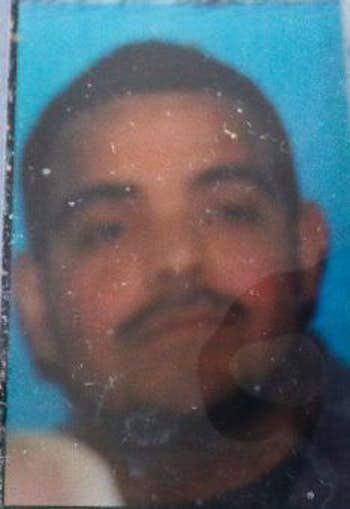 A resident of West Dallas snapped this photo of Miguel Hernandez's driver's license in April after he showed up on her doorstep.