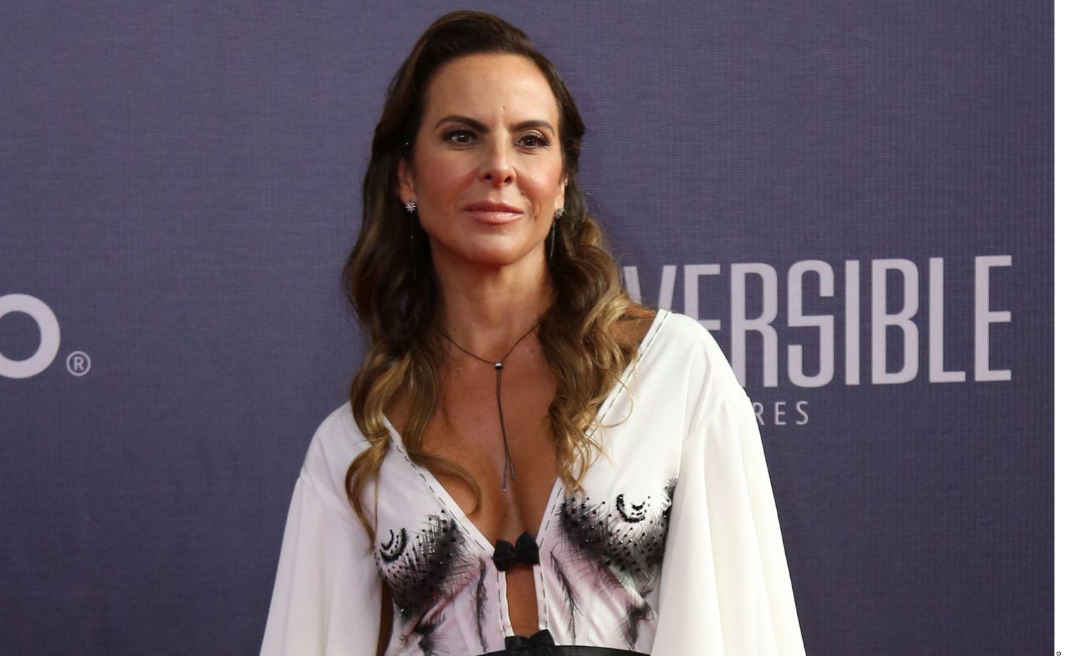 Kate del Castillo, actriz mexicana.