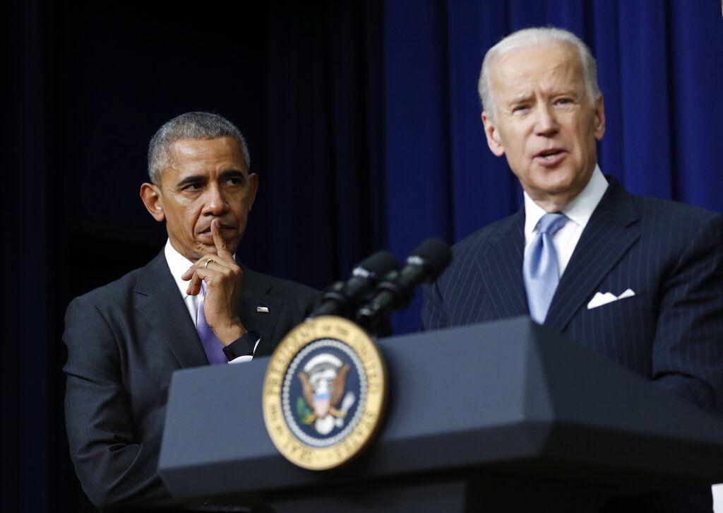 La estafa incluyó tuits falsos de Barack Obama, Joe Biden, Mike Bloomberg y varios multimillonarios del sector tecnológico (AP Foto/Carolyn Kaster, File)