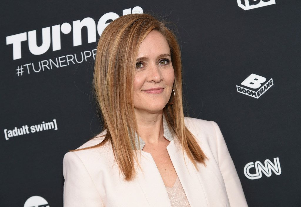 In this May 16, 2016 file photo, Samantha Bee attends the Turner Network 2016 Upfronts in New York.