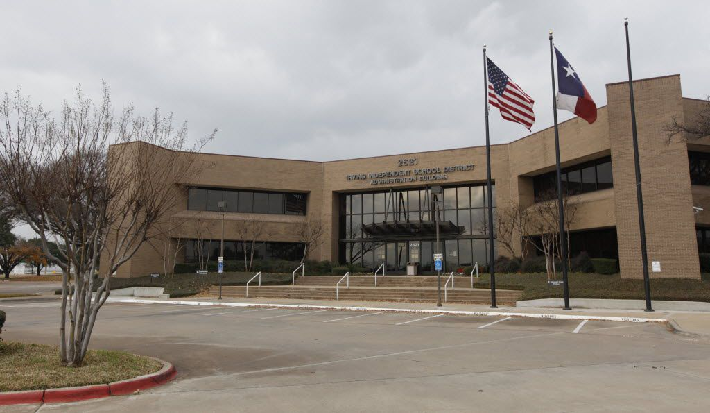 Irving ISD is joining other North Texas school districts in postponing their election, originally set for May 2.