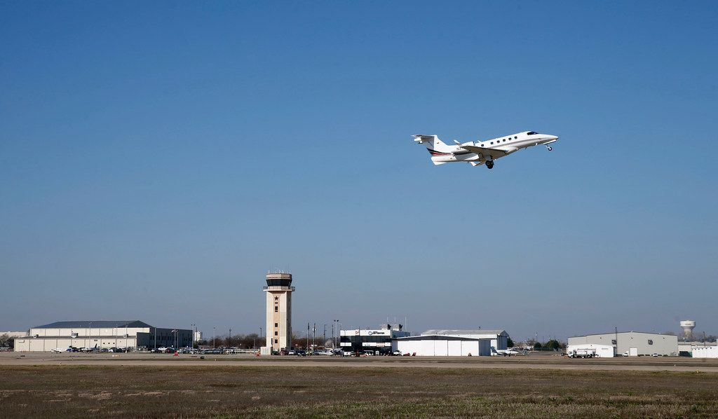 Leaders hope McKinney National Airport can one day host commercial air traffic and have as big an impact on Collin County as Dallas Love Field does on Dallas County.