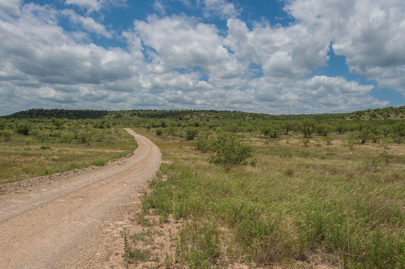 The Comanche Crest Ranch is more than 10,000 acres.