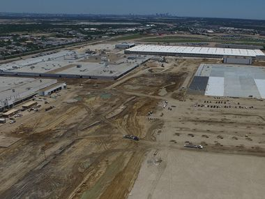NorthPoint Development is building another warehouse on Jefferson Boulevard in West Dallas.