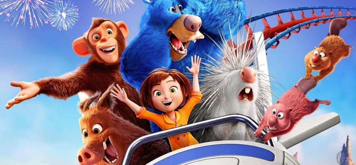 El filme Wonder Park se estrena este fin de semana. (Paramount Pictures)
