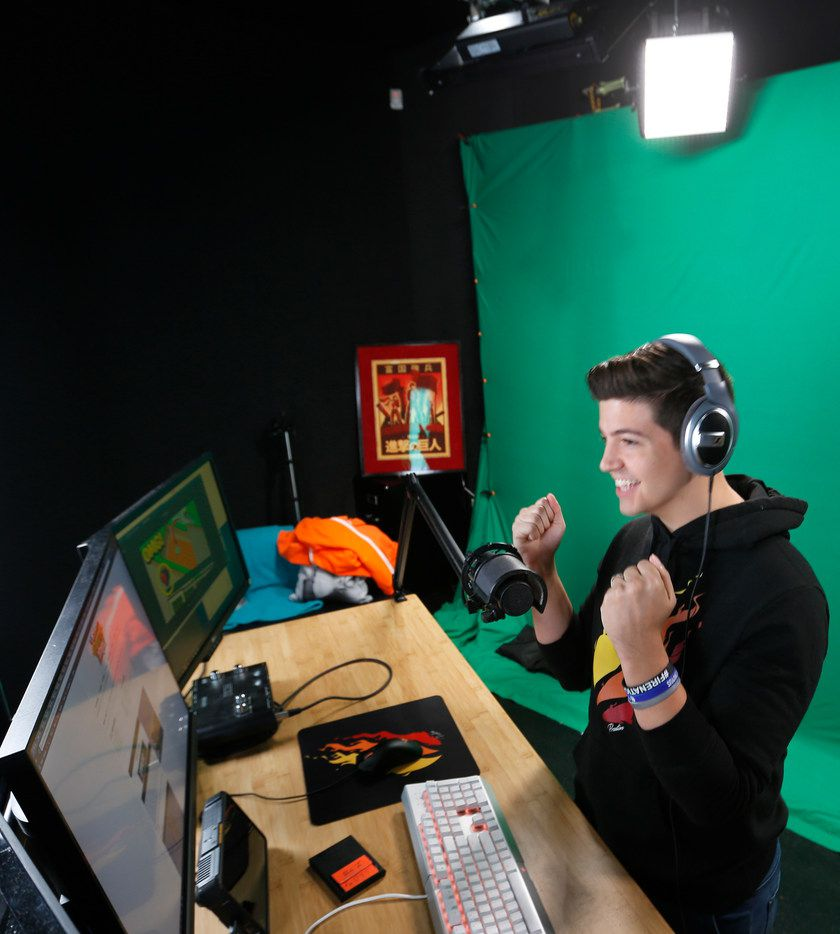 Preston Arsement is a superstar on YouTube, where he has millions of subscribers who watch him play games like Fortnite, Call of Duty and Minecraft.