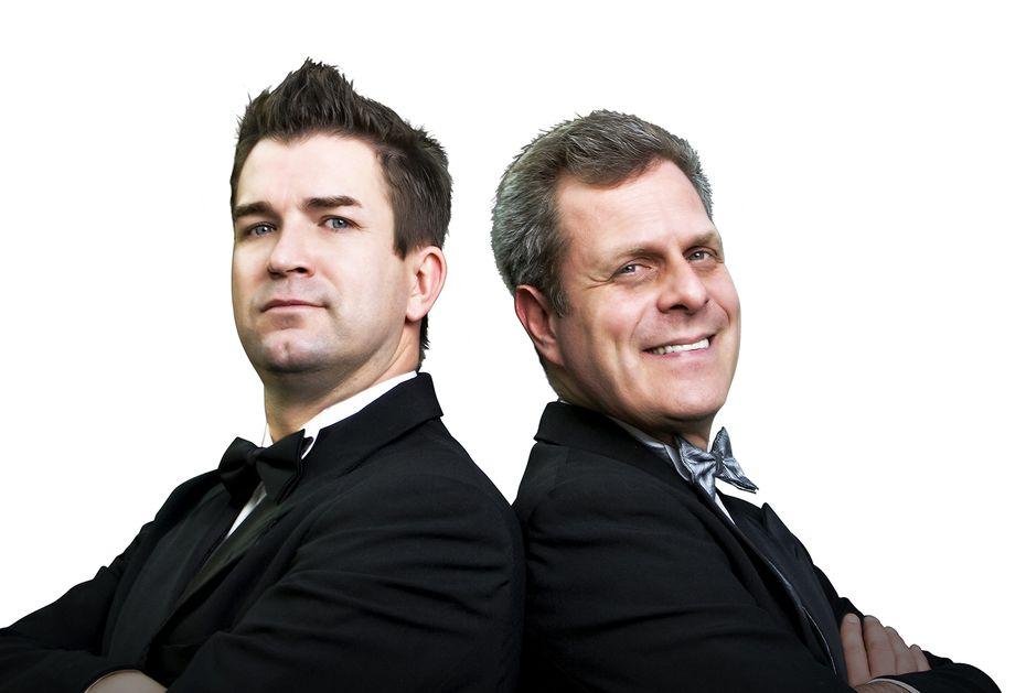 Craig Lynch and Jeff Rane