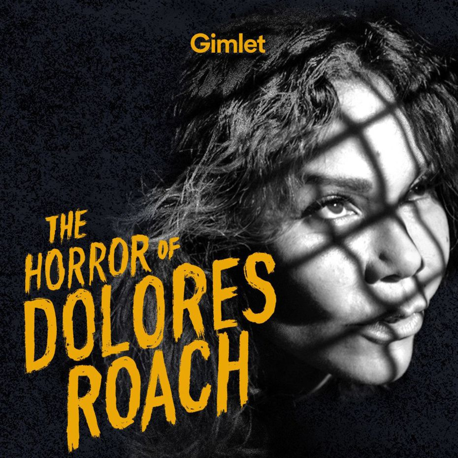 The Horror of Dolores Roach was adapted from a play by Aaron Mark.