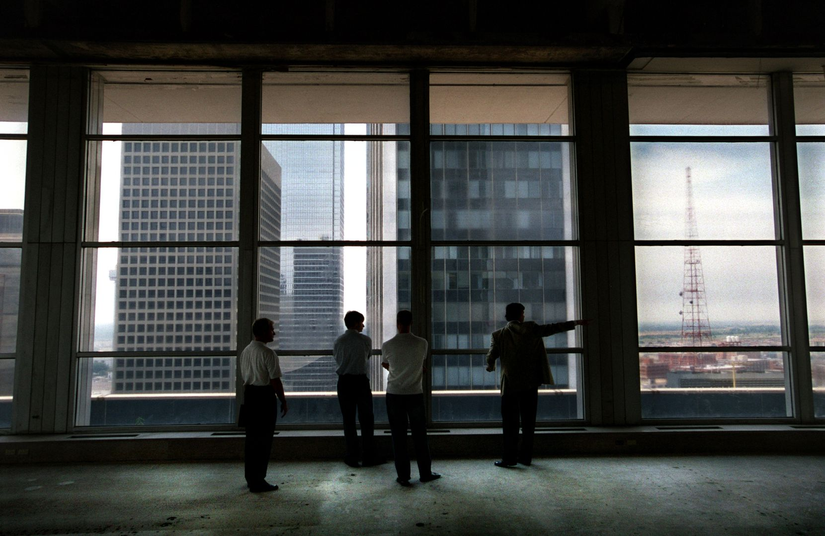 Vacant buildings and empty skyscrapers weren't uncommon in downtown Dallas in the early 2000s. A building boom transformed the city from a workday town into one that boasts 12,000 residents today.