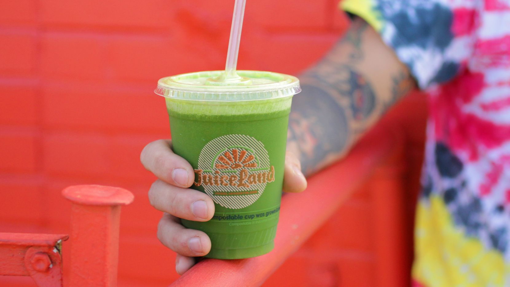 JuiceLand is a smoothie and cold-pressed juice shop with about 30 restaurants in Texas. Some of them closed in mid and late May 2021 because protesters say their workplace concerns are not being met.