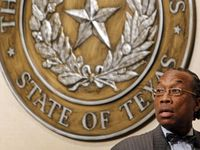 Dallas County Commissioner John Wiley Price will get his first dose of the COVID-19 vaccine at Ellis Davis Fieldhouse at 10 a.m. Monday morning.