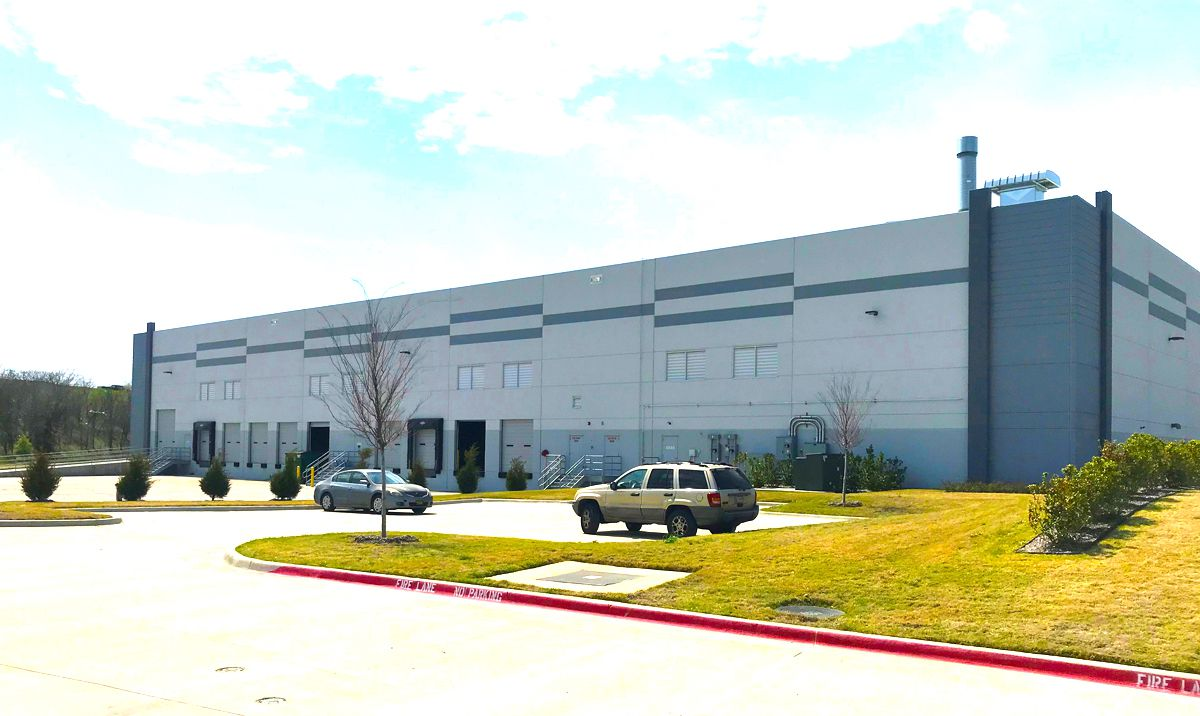 Millennium Packaging LP has leased  warehouse space in Mountain Creek Business Park in Dallas