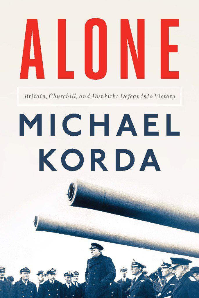 Alone, by Michael Korda
