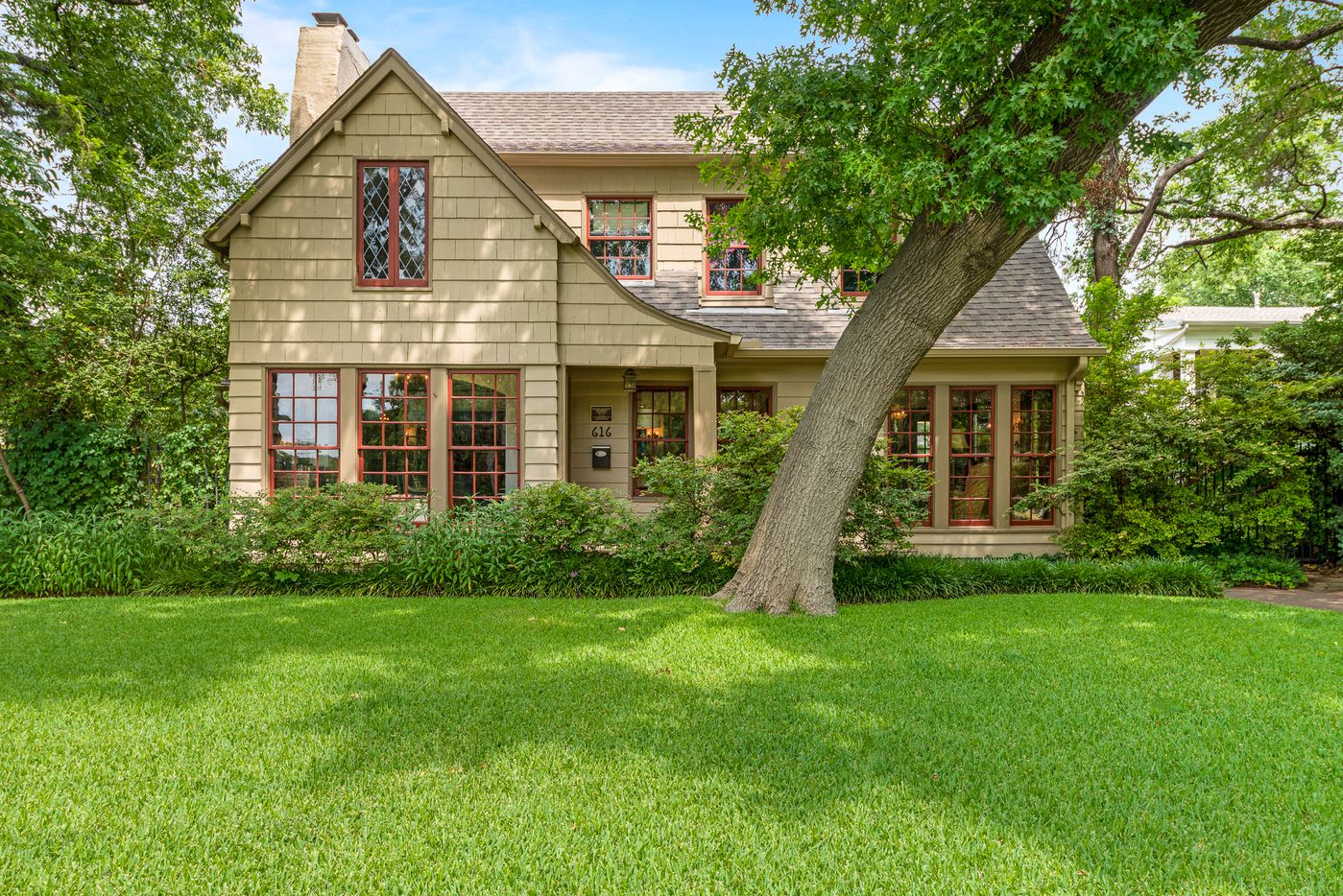 A look at 616 Blaylock Drive in Dallas, one of the houses on the 2019 Heritage Oak Cliff Home Tour.