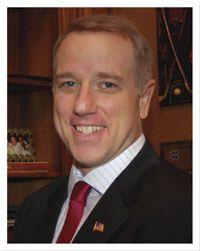 Texas state Rep. Pat Fallon, R-Frisco