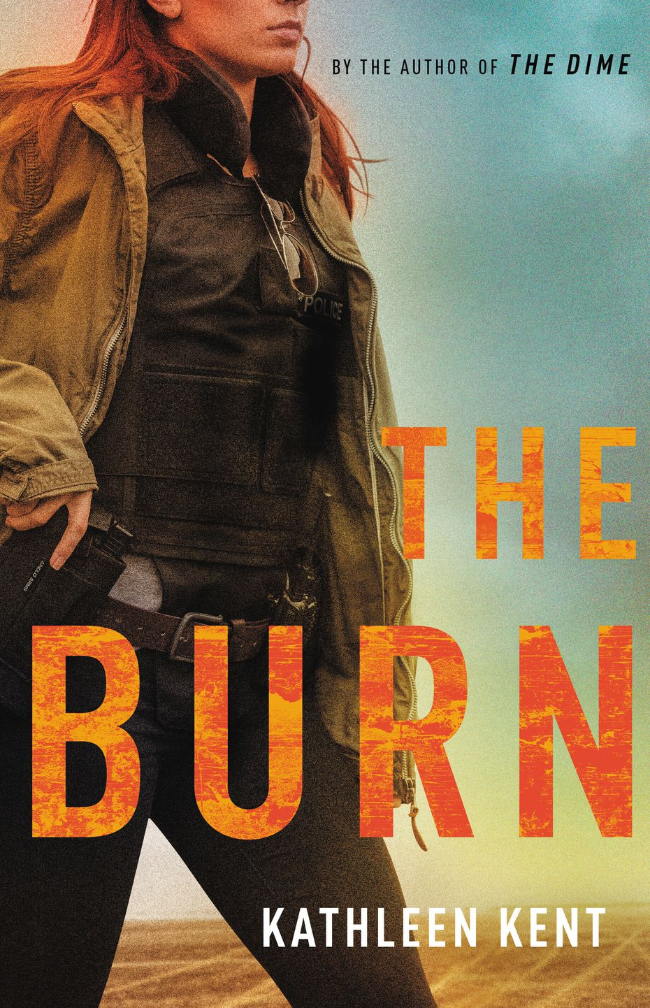 """Kathleen Kent's """"The Burn"""" offers a solid exploration of how a Dallas cop who keeps her emotions in check recovers from a near-death experience."""
