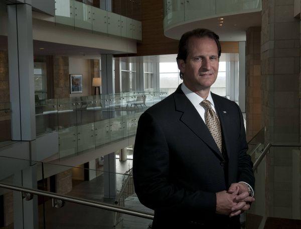 Fluor CEO David Seaton resigned Wednesday.