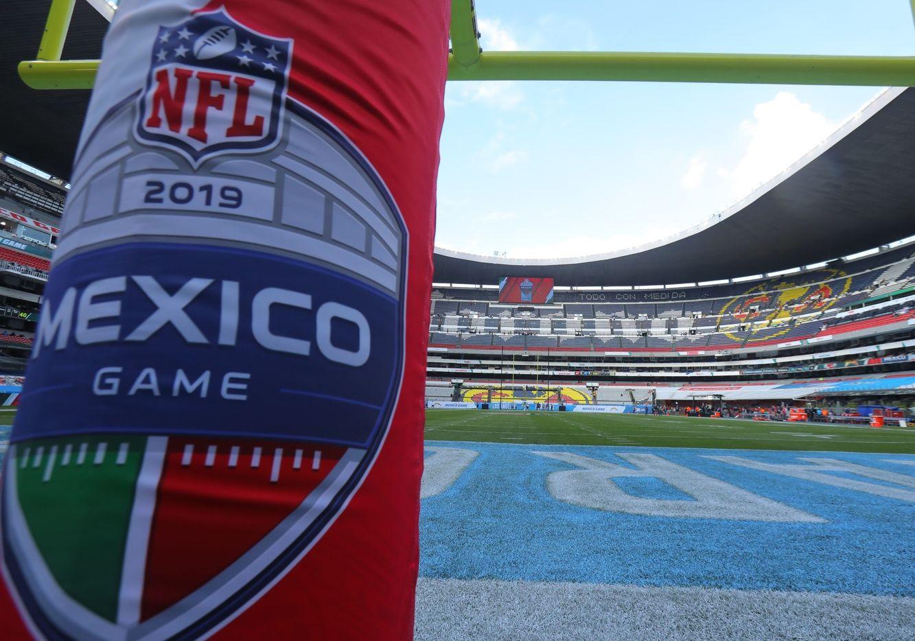 Por segundo año consecutivo, México se quedará sin partido de temporada regular de la NFL.