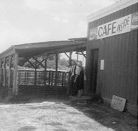 The Cafe in Southlake at State Highway 114 and White's Chapel Road was one of Texas' first integrated restaurants.