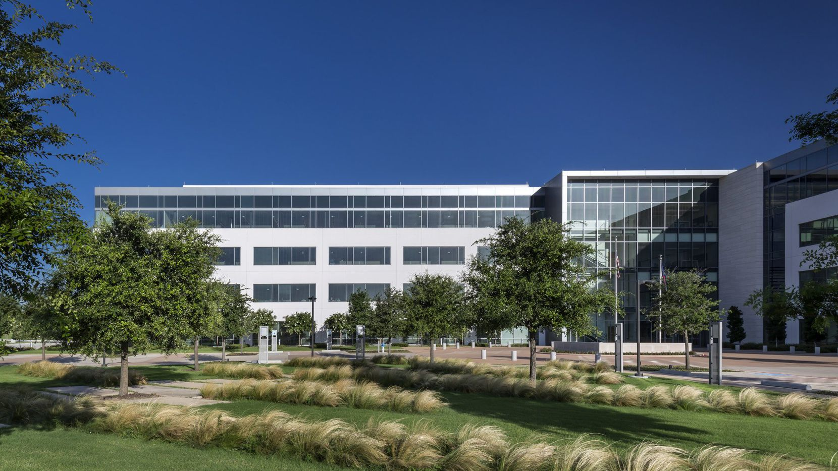 USAA has leased the former MedAssets campus which was built in 2012.