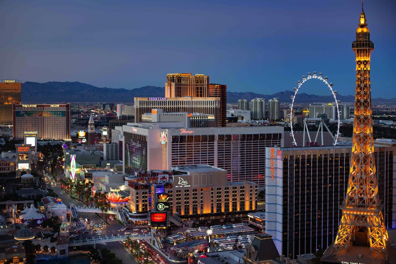 Hotels Am Strip Las Vegas
