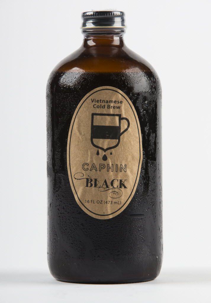 Caphin Black Vietnamese cold brew coffee