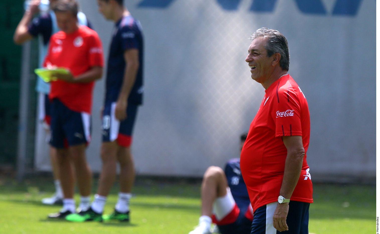 Tomás Boy no se ve dirigiendo a los Tigres en un futuro./ AGENCIA REFORMA