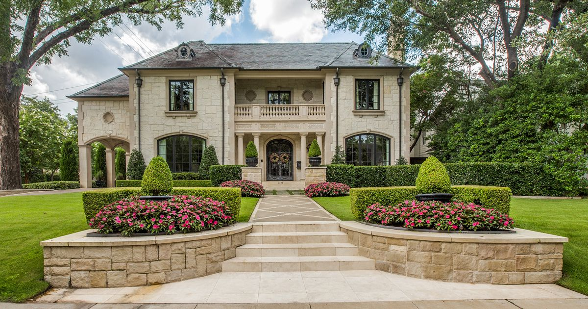 Firm leads Park Cities in home sales