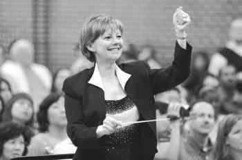 Charlotte Moellering is retiring this year after 30 years in music education.