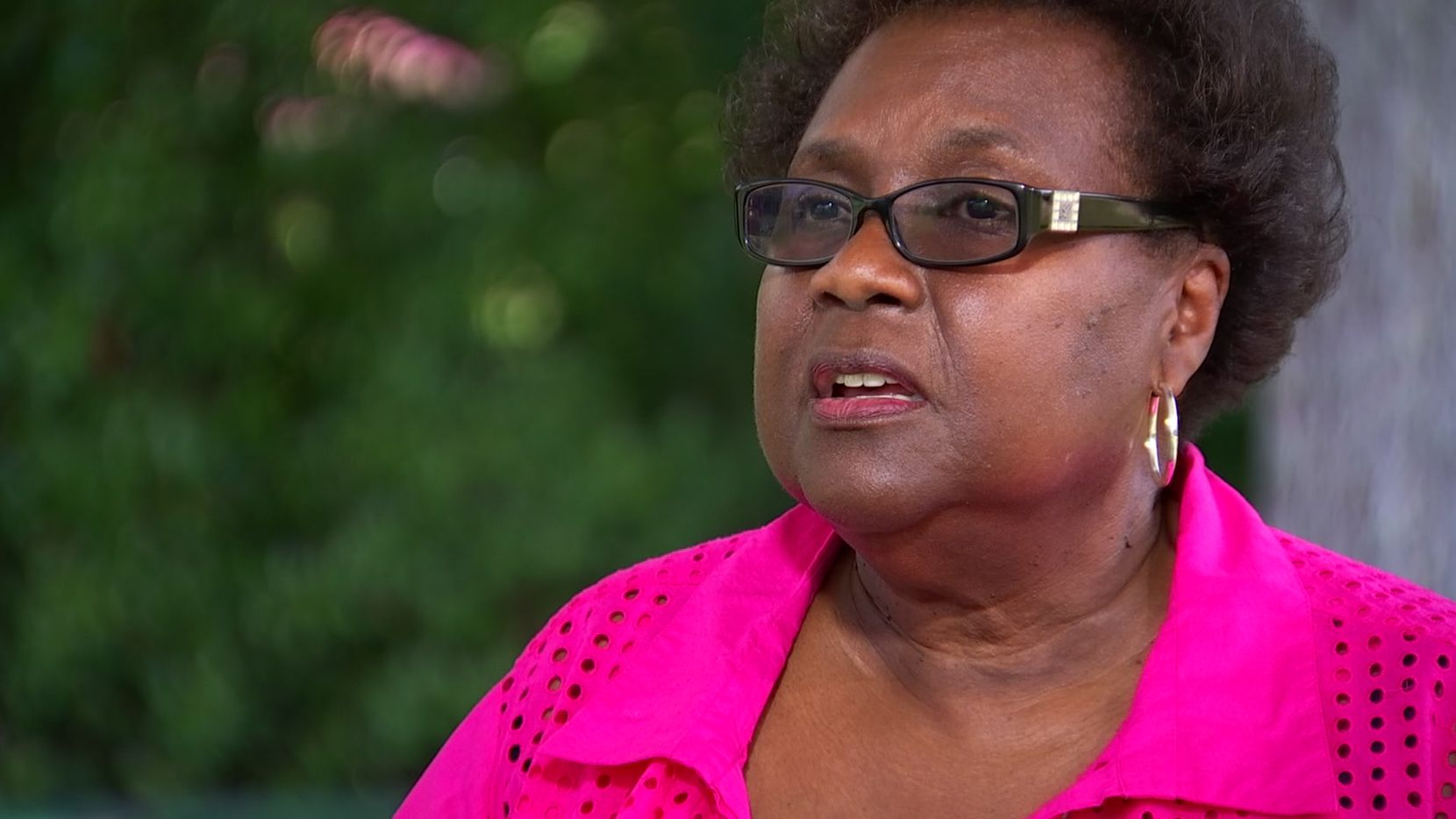 James Byrd Jr.'s sister, Clara Byrd Taylor, talks about the impact of his murder.
